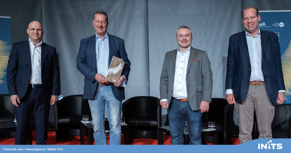 Business Angel Of The Year 2020 Nikolaus Futter